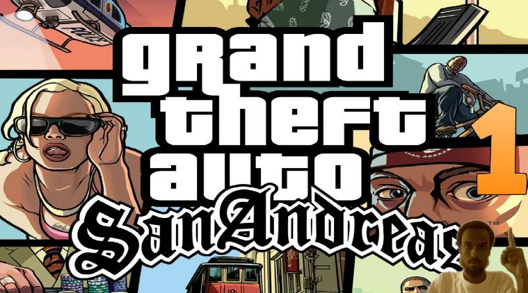 Grand Theft AutoSan Andreas İndir