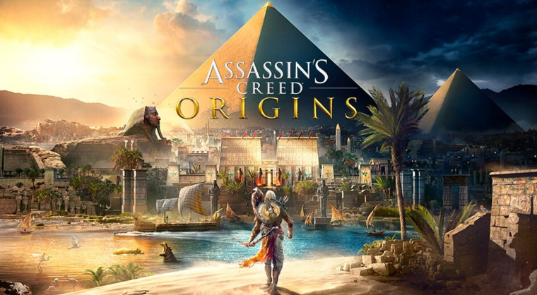 Assassin's Creed Origins İndir