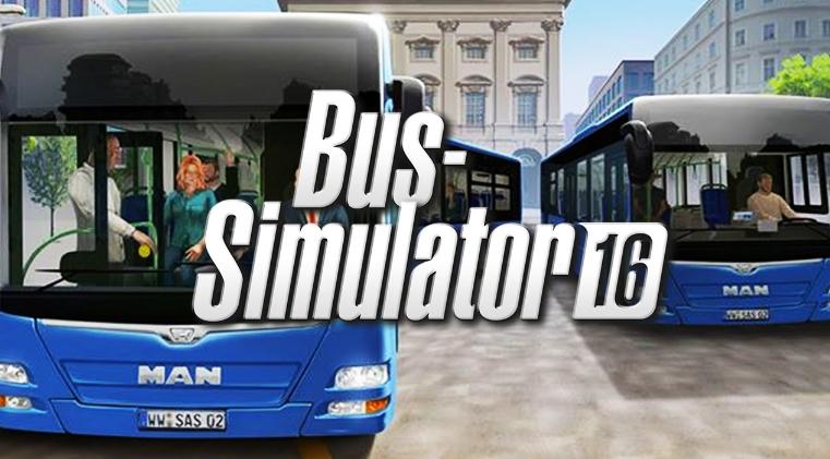 Bus Simulator 2016 İndir
