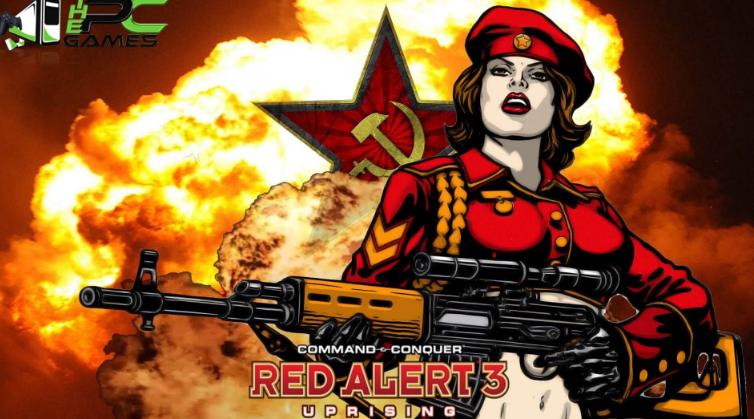 Red Alert 3 İndir