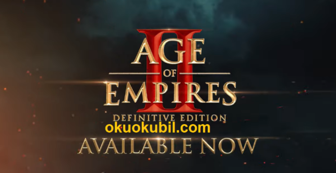 Age of Empires Definitive Edition Indir