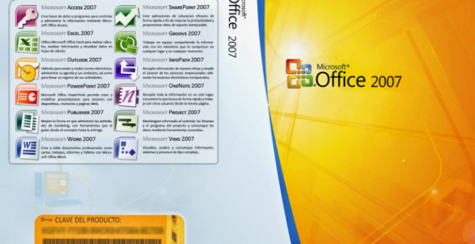 Microsoft Office 2007 Indir