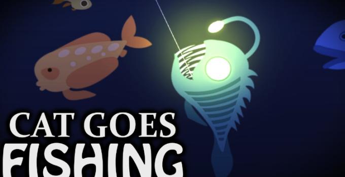 Cat Goes Fishing Indir