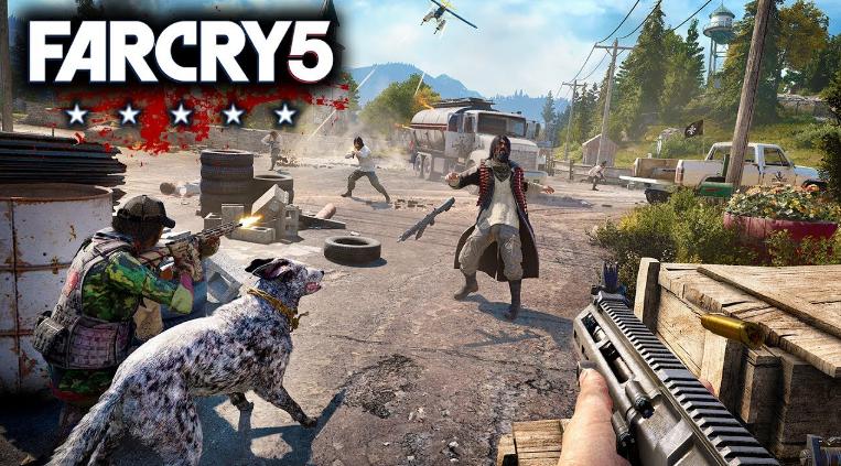Far Cry 5 Indir
