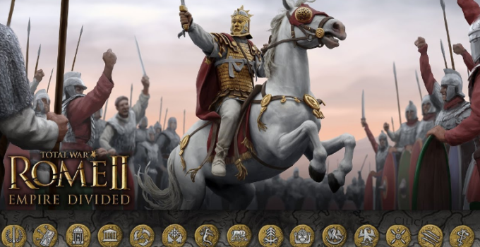 Total War Rome II Indir
