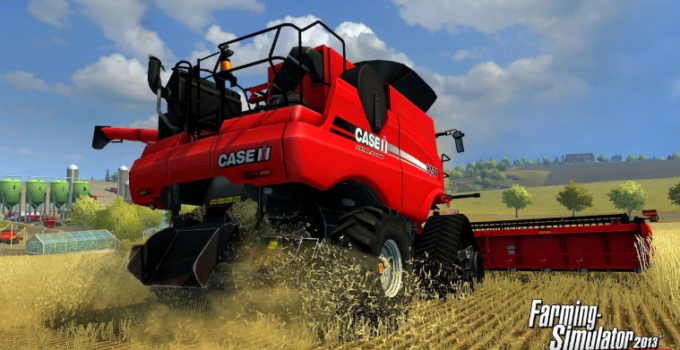 Farming Simulator 2013 Indir