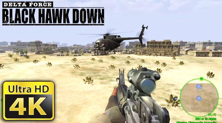 Delta Force Black Hawk Down Indir