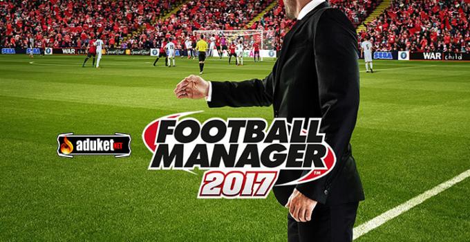 Football Manager 2017 - Güncellendi 2021