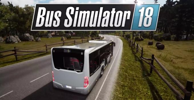 Bus simulator 18 indir - Güncellendi 2021