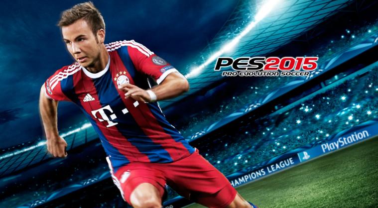 Pro Evolution Soccer 2015 İndir