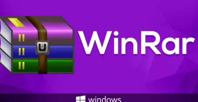 WinRAR 32-bit Indir - Güncellendi 2021