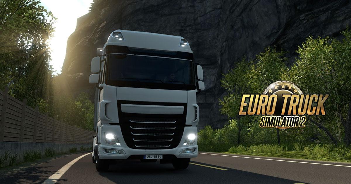 Euro Truck Simulator 2 Full indir