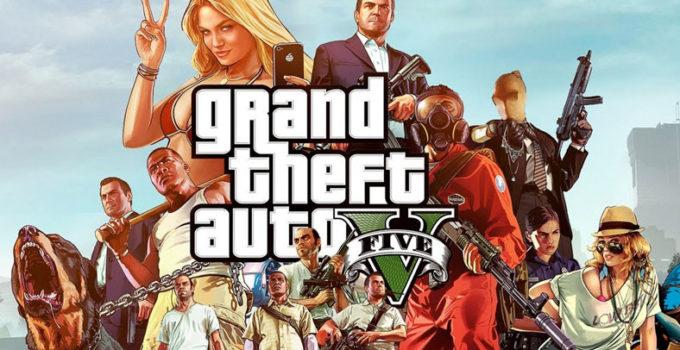 GTA 5 indir - Güncellendi 2021
