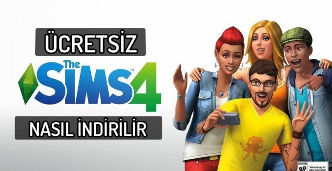 Sims 4 indir - Güncellendi 2021