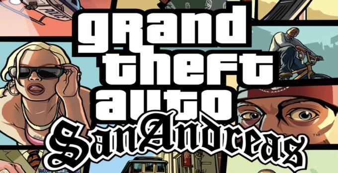 GTA SAN indir - Güncellendi 2021