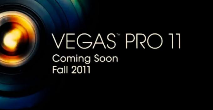Sony Vegas Pro 11 Indir - Güncellendi 2021