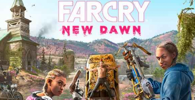 Far Cry New Dawn Torrent Indir - Güncellendi 2021
