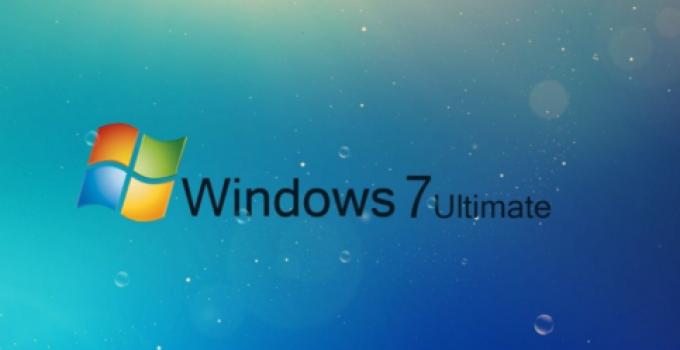 Windows 7 Ultimate Sağlam Indir - Güncellendi 2021