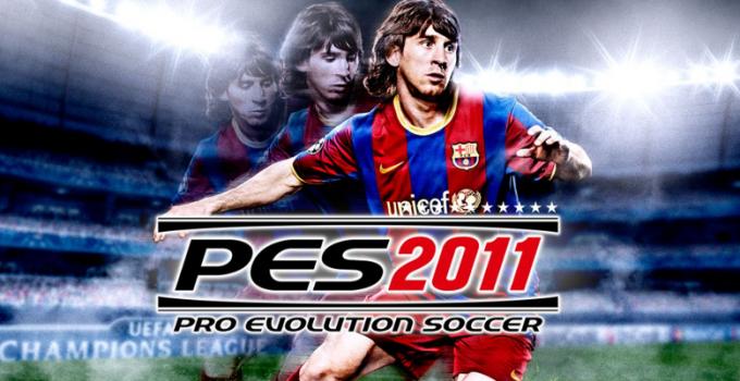 PES 2011 Torrent Indir - Güncellendi 2021