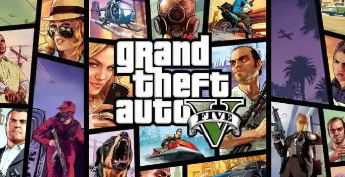 GTA 5 Indir pc son sürüm - Güncellendi 2021