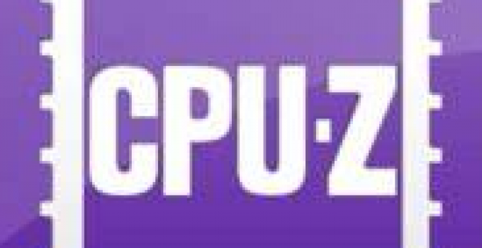 CPU-Z Indir - Güncellendi 2021
