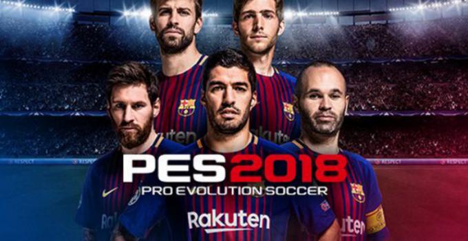 PES 2018 Torrenti Indir – Güncellendi 2021