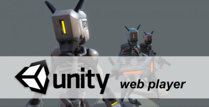 Unity Web Player Indir - Güncellendi 2021