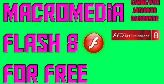 Macromedia Flash 8 Indir - Güncellendi 2021
