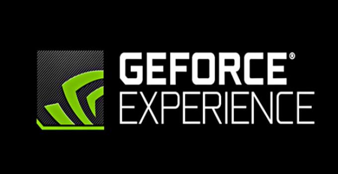 GeForce Experience Indir - Güncellendi 2021