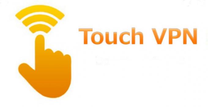 Touch VPN Indir - Güncellendi 2021