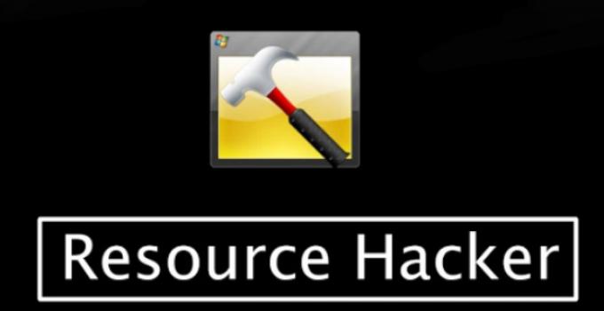 Resource Hacker Indir - Güncellendi 2021